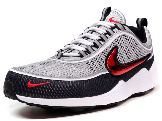 "NIKE AIR ZOOM SPIRIDON '16 ""LIMITED EDITION for NIKELAB""  GRY/BLK/RED/WHT (849776-001)"
