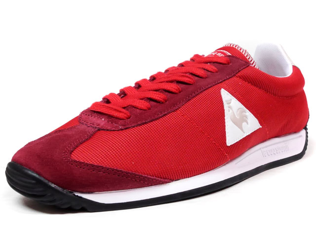 "le coq sportif QUARTZ NYLON ""LIMITED EDITION""  RED/NAT/WHT (1611748)"