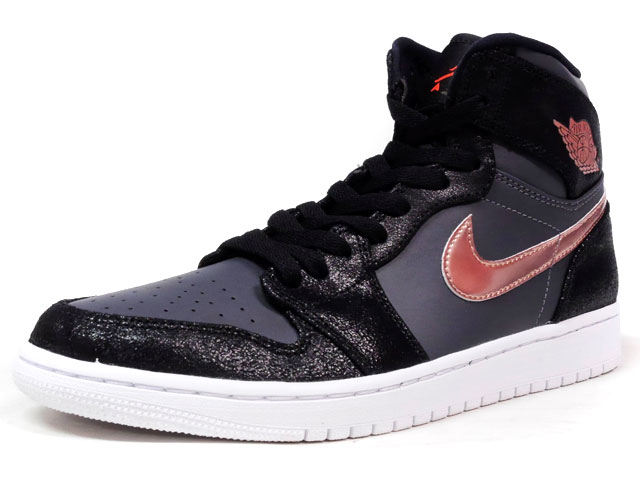 "NIKE AIR JORDAN I RETRO HIGH ""OLYMPIC"" ""MICHAEL JORDAN"" ""LIMITED EDITION for JORDAN BRAND""  BLK/C.GRY/BNZ (332550-016)"