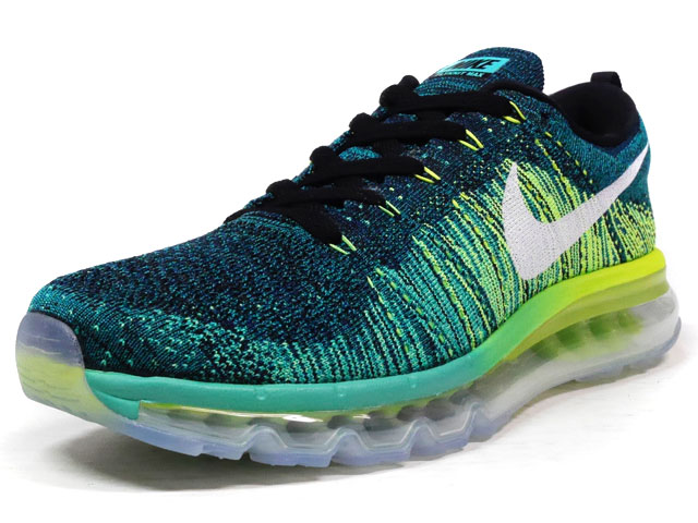 "NIKE FLYKNIT MAX ""LIMITED EDITION for RUNNING FLYKNIT""  GRN/L.GRN/WHT/CLEAR (620469-013)"