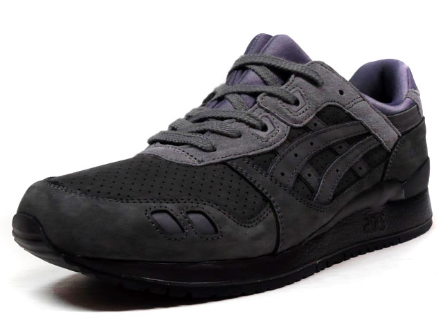"ASICS Tiger GEL-LYTE III ""LIMITED EDITION for L2""  GRY/C.GRY/BLK (TQ6W0L-1616)"