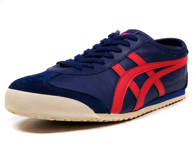 Onitsuka Tiger MEXICO 66  NVY/RED/NAT (TH4J2L-5823)