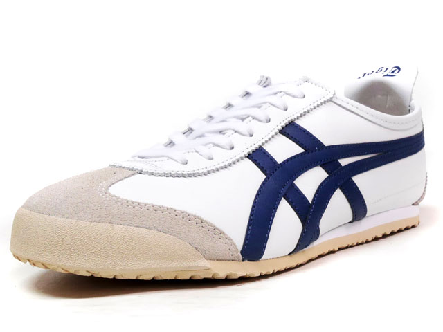 Onitsuka Tiger MEXICO 66  WHT/NVY/NAT (TH4J2L-0158)