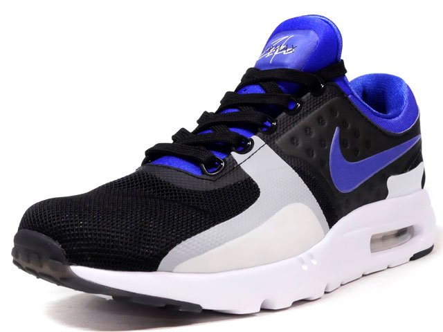 "NIKE AIR MAX ZERO QS ""AIR CLASSIC BW"" ""LIMITED EDITION for NONFUTURE""  BLK/PPL/WHT (789695-004)"