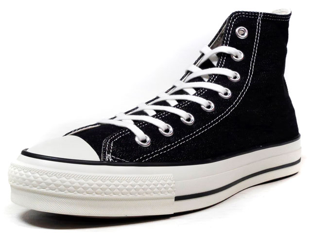"CONVERSE ALL STAR J DENIM HI ""made in JAPAN"" ""LIMITED EDITION""  BLACK (32069371)"