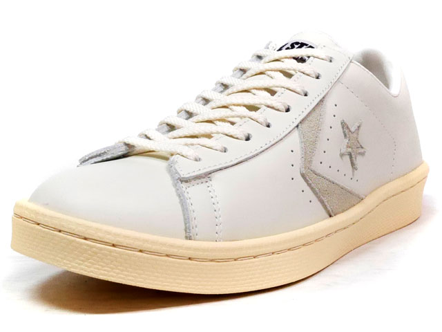 "CONVERSE PRO-LEATHER 76 OX ""PRO-LEATHER 40th ANNIVERSARY"" ""LIMITED EDITION""  WHT/GRY (32649259)"