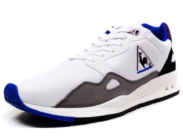 le coq sportif LCS R 900 OG INSPIRED  WHT/GRY/PPL/BLK/BLU (1620330)