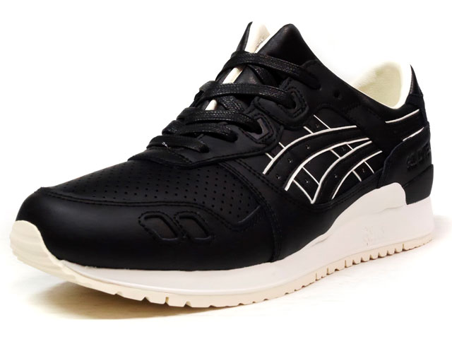"ASICS Tiger GEL-LYTE III ""LIMITED EDITION for L2""  BLK/O.WHT (TQ6S3L-9090)"