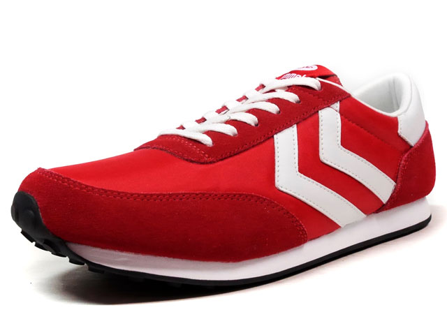 hummel SEVENTYONE LOW  RED/WHT (HM64172-3425)
