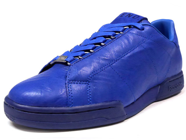 "Reebok NPC CNL ""END."" ""YEAR OF COURT"" ""LIMITED EDITION for CERTIFIED NETWORK""  NVY/BLU (AR3568)"