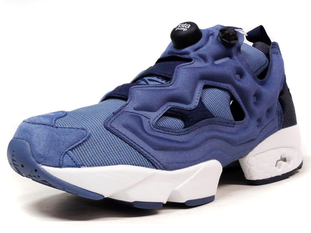 "Reebok INSTA PUMP FURY TECH ""TECH SERIES"" ""LIMITED EDITION""  BLU/GRY/WHT (AR0624)"