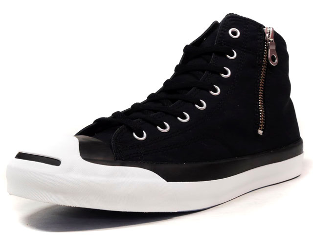"CONVERSE JACK PURCELL WAXCOTTON MID ""LIMITED EDITION""  BLK/WHT (32262871)"