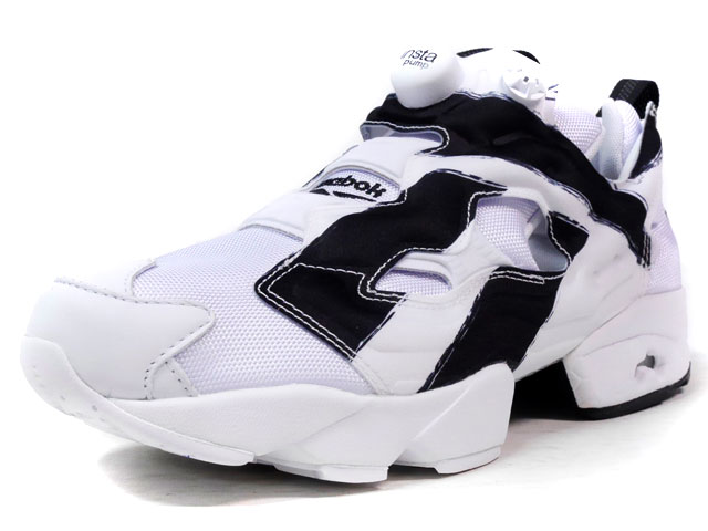 "Reebok INSTA PUMP FURY OB ""OVER BRANDED PACK"" ""LIMITED EDITION""  WHT/BLK (AR1413)"