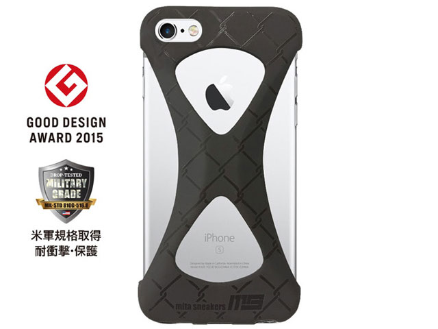 GOODS Palmo x mita sneakers for iPhone 6 & iPhone 6s  BLK (palmo6ms)