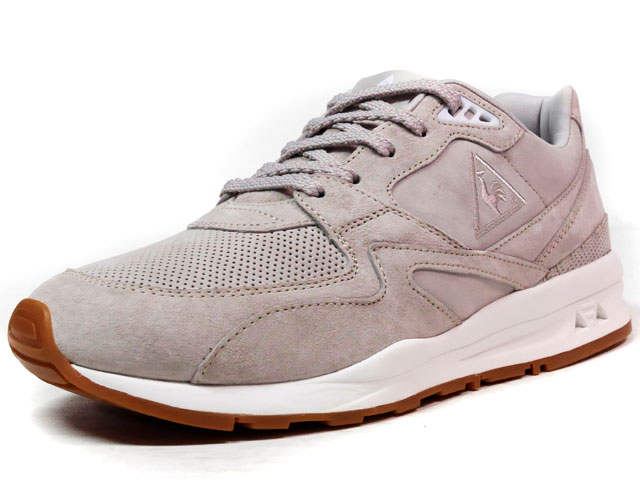 "le coq sportif LCS R 800 ""Partyfine"" ""LIMITED EDITION for Le CLUB""  GRY/WHT/GUM (1621807)"