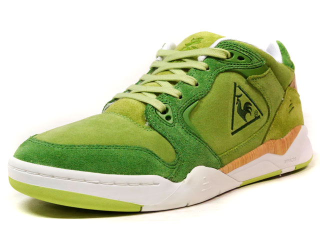 "le coq sportif LCS T 4000 ""BEAMS"" ""LIMITED EDITION for Le CLUB""  L.GRN/BGE/WHT (1622042)"
