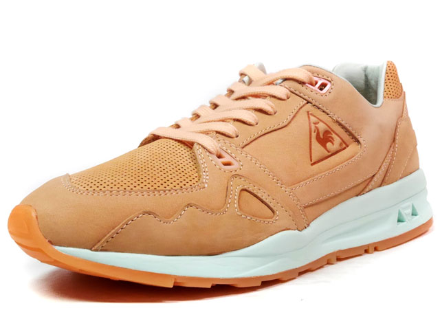 "le coq sportif LCS R 1000 ""MELLOW MINT"" ""TITOLO"" ""LIMITED EDITION for Le CLUB""  P.BGE/M.GRN/GUM (1621673)"