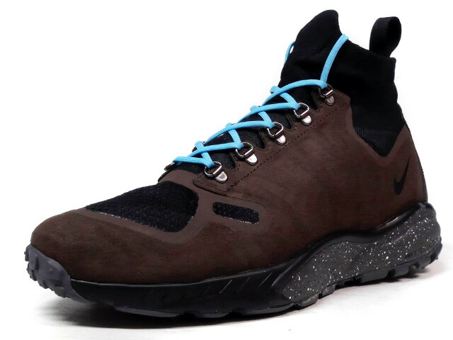 "NIKE ZOOM TALARIA MID FK ""LIMITED EDITION for NSW BEST""  BRN/BLK/C.GRY/SAX (856957-200)"