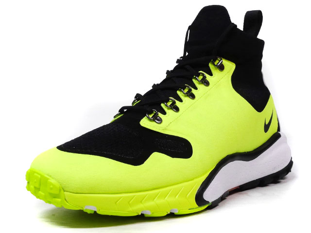 "NIKE ZOOM TALARIA MID FK ""LIMITED EDITION for NIKELAB""  N.YEL/WHT/BLK (856955-007)"