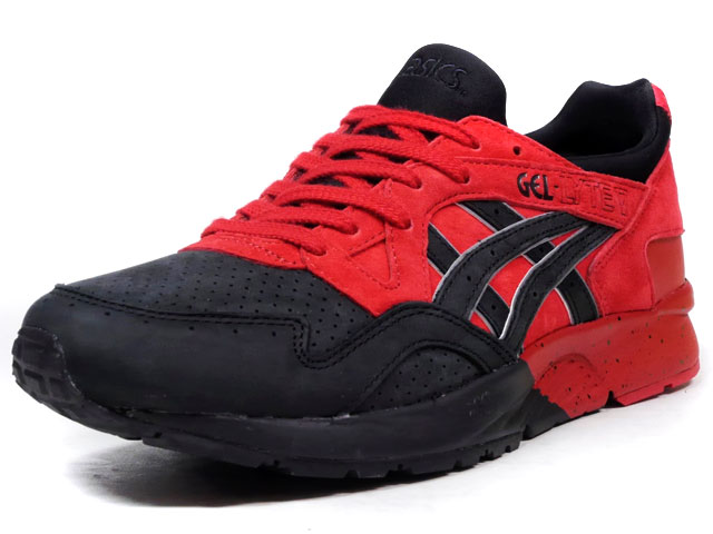 "ASICS Tiger GEL-LYTE V ""LIMITED EDITION for L1""  RED/BLK (TQ6P4L-2590)"