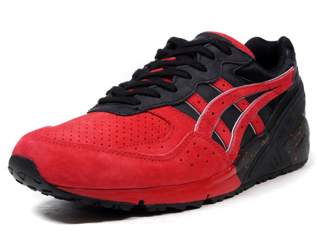 "ASICS Tiger GEL-SIGHT ""LIMITED EDITION for L1""  BLK/RED (TQ6L2L-9025)"