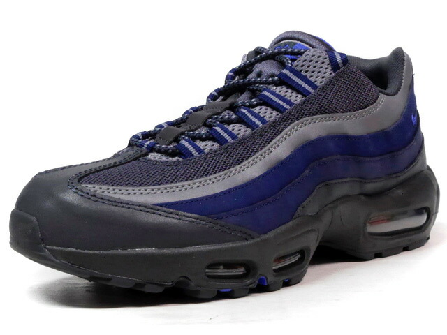 "NIKE AIR MAX 95 ESSENTIAL ""LIMITED EDITION for ICONS""  C.GRY/NVY/BLU (749766-011)"