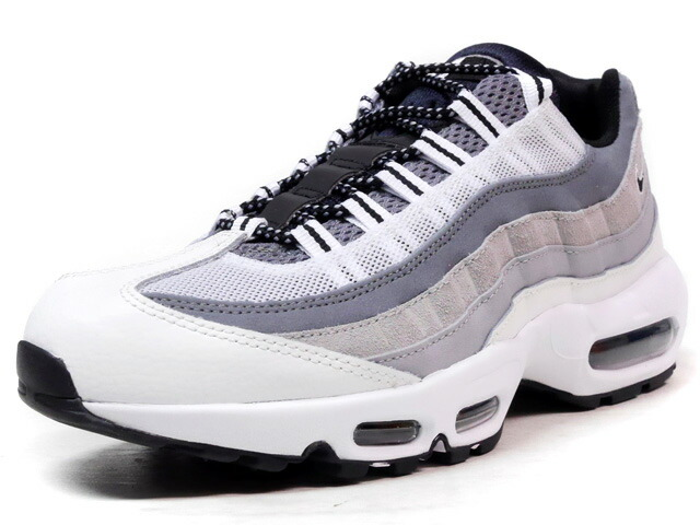 "NIKE AIR MAX 95 ESSENTIAL ""LIMITED EDITION for ICONS""  WHT/GRY/BLK (749766-101)"
