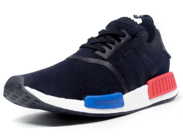 """adidas NMD RNR PK """"LIMITED EDITION""""  BLK/WHT/RED/BLU (S79168)"""