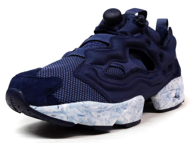 "Reebok INSTAPUMP FURY ACHM ""ACHROMATIC"" ""LIMITED EDITION""  NVY/WHT/GRY (BD1551)"