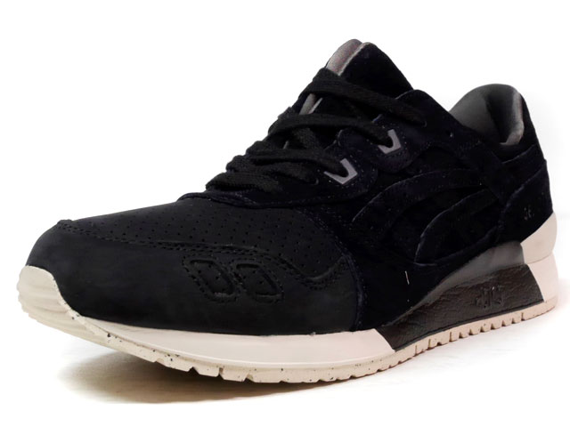 "ASICS Tiger GEL-LYTE III ""LIMITED EDITION for L2""  BLK/GRY/RED (TQ7E0L-9090)"