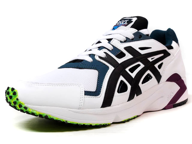 "ASICS Tiger GEL-DS TRAINER OG ""LIMITED EDITION for L2""  WHT/GRN/BLK (TQ704Y-0190)"