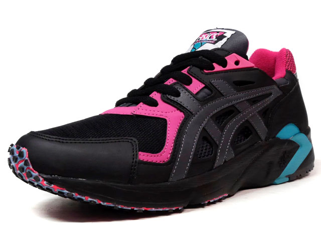 "ASICS Tiger GEL-DS TRAINER OG ""LIMITED EDITION for L2""  BLK/PNK/GRY/SAX (TQ704Y-9095)"