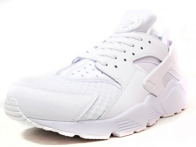 """NIKE AIR HUARACHE """"LIMITED EDITION for ICONS""""  WHT/WHT (318429-111)"""