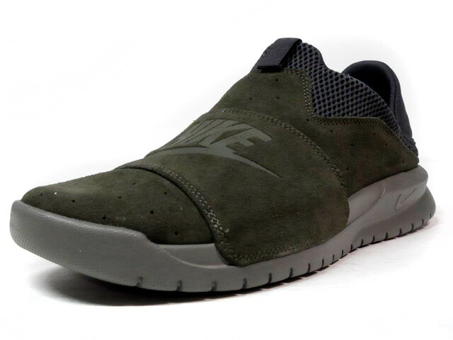 """NIKE BENASSI SLP """"LIMITED EDITION for NSW BEST""""  OLV/C.GRY (882410-300)"""