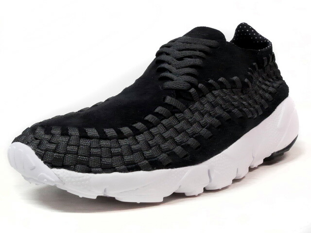 "NIKE AIR FOOTSCAPE WOVEN NM ""LIMITED EDITION for NSW BEST""  BLK/C.GRY/WHT (875797-001)"