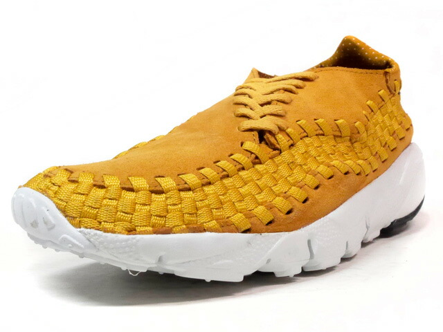 """NIKE AIR FOOTSCAPE WOVEN NM """"LIMITED EDITION for NSW BEST""""  YEL/WHT (875797-700)"""