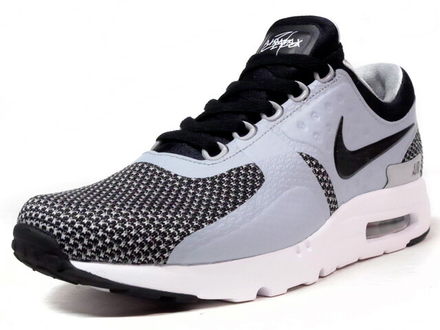 """NIKE AIR MAX ZERO ESSENTIAL """"LIMITED EDITION for NSW BEST""""  GRY/BLK/WHT (876070-002)"""