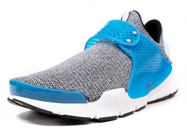 """NIKE (WMNS) SOCK DART SE """"LIMITED EDITION for NSW BEST""""  GRY/BLU/WHT/BLK (862412-002)"""