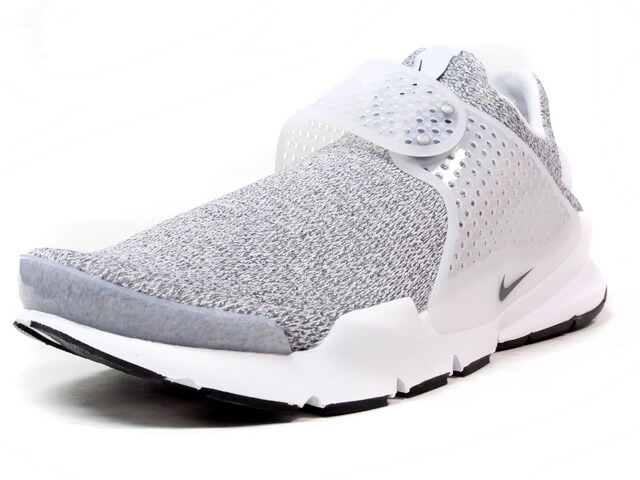 """NIKE (WMNS) SOCK DART SE """"LIMITED EDITION for NSW BEST""""  GRY/WHT/BLK (862412-100)"""
