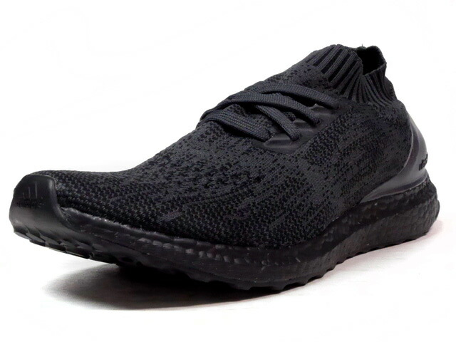 """adidas ULTRA BOOST UNCAGED CL """"TRIPLE BLACK"""" """"LIMITED EDITION""""  BLK/BLK (BA7996)"""