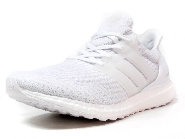 """adidas ULTRA BOOST """"TRIPLE WHITE"""" """"LIMITED EDITION""""  WHT/WHT (BA8841)"""