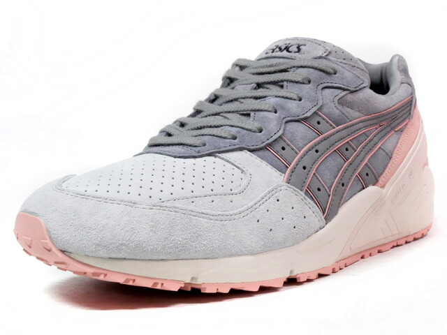 "ASICS Tiger GEL-SIGHT ""LIMITED EDITION for L2""  C.GRY/GRY/PNK/NAT (TQ711L-9797)"