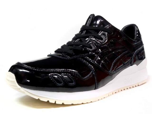 "ASICS Tiger GEL-LYTE III ""LIMITED EDITION for L2""  BLK/WHT/BGE (TQ7H1L-9090)"