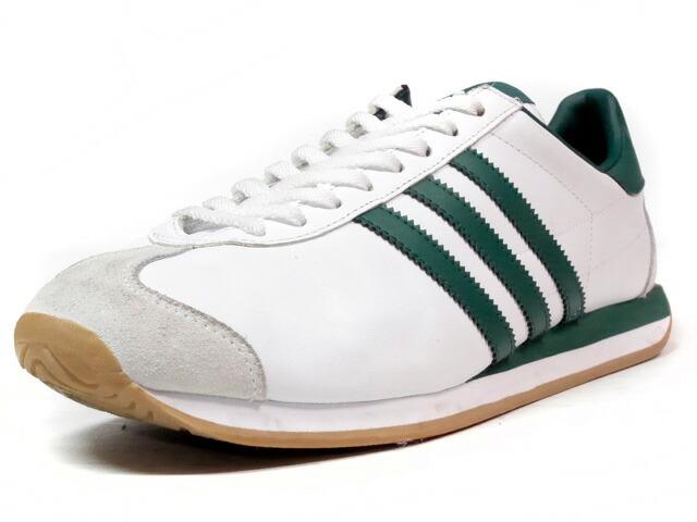 adidas CNTRY OG  WHT/GRN/GUM (G26687)
