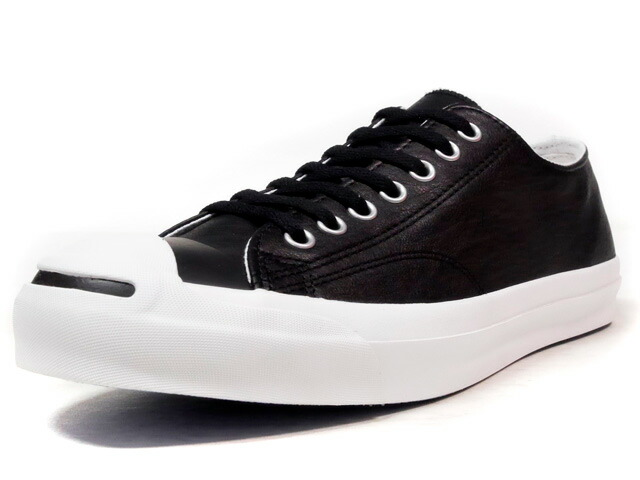 "CONVERSE JACK PURCELL SRK LEATHER II ""LIMITED EDITION""  BLK/WHT (32243051)"
