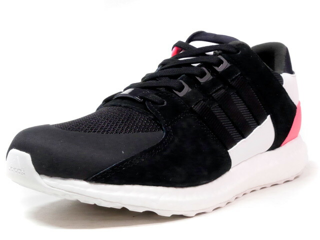 "adidas EQT SUPPORT ULTRA ""TURBO RED"" ""LIMITED EDITION""  BLK/WHT/PNK (BB1237)"