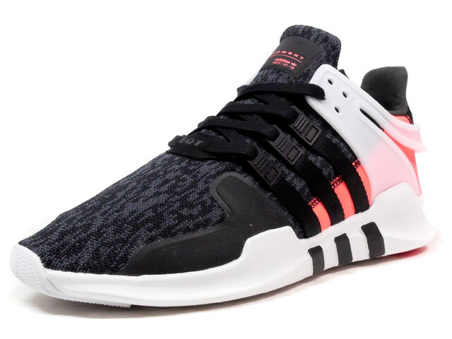 "adidas EQT SUPPORT ADV ""TURBO RED"" ""LIMITED EDITION""  BLK/WHT/PNK (BB1302)"