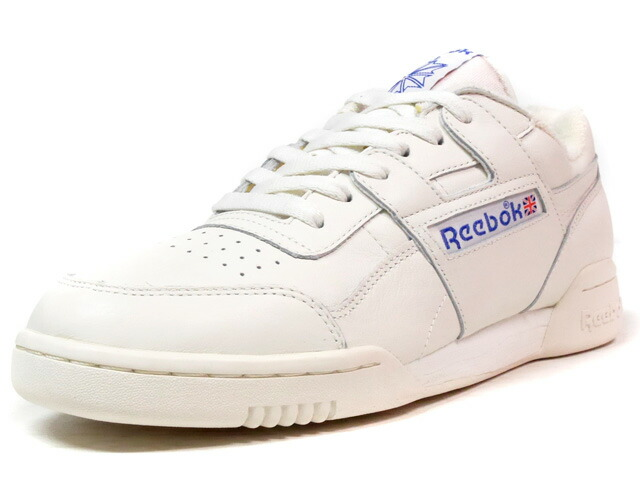 "Reebok WORKOUT PLUS VINTAGE ""LIMITED EDITION""  WHT/WHT (BD3386)"
