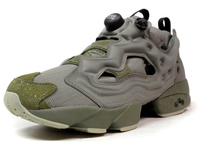 "Reebok INSTAPUMP FURY MTP ""LIMITED EDITION""  OLV/BLK (BD1501)"