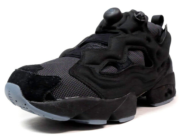 "Reebok INSTAPUMP FURY MTP ""LIMITED EDITION""  BLK/BLK (BD1502)"